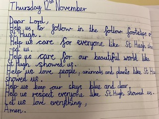 Year 6 prayer 3
