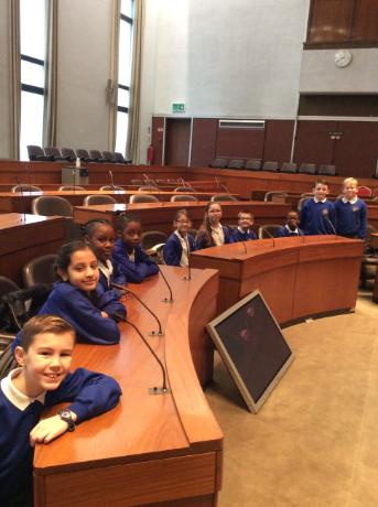 school council visit Nov 2016 038